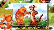 Puzzle about Vinnie-Pooh and Tigra