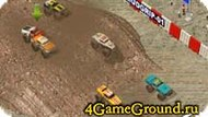Race on the Offroaders Game