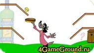 Игра Волк ловит яйца римейк