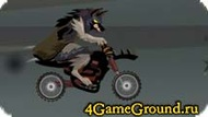 Race Moto Wolf Game