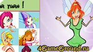 Dance with the Winx!