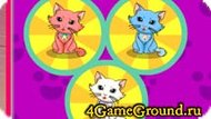 Puzzle of kittens Game