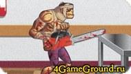 Игра про воина-зомби