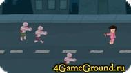 Бегим от зомби