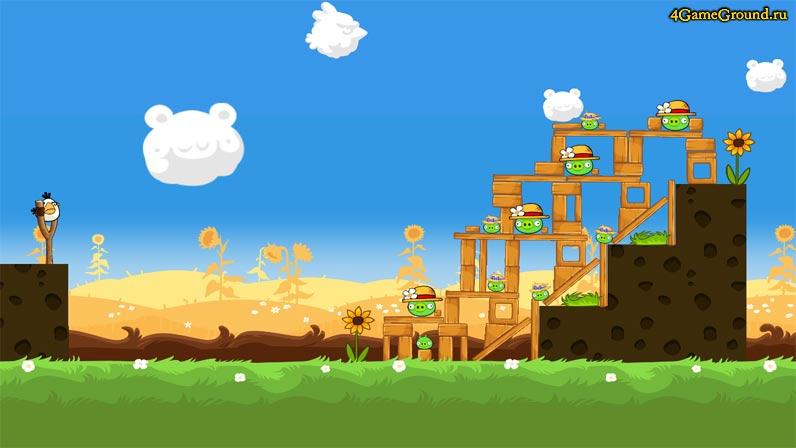 Игры Angry Birds / Злые Птички
