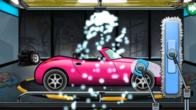 Игры Автомойка