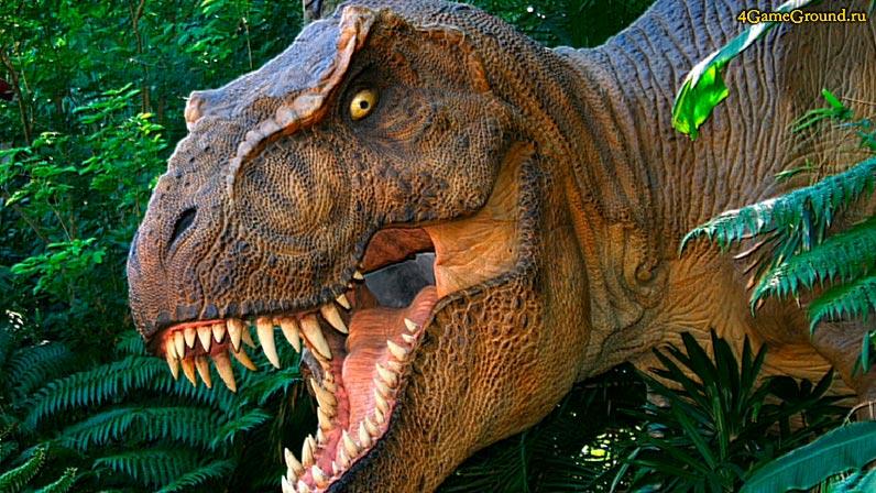 Игры динозавры - хищники игрового мира!
