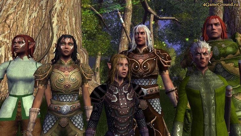 Игры Эльфы