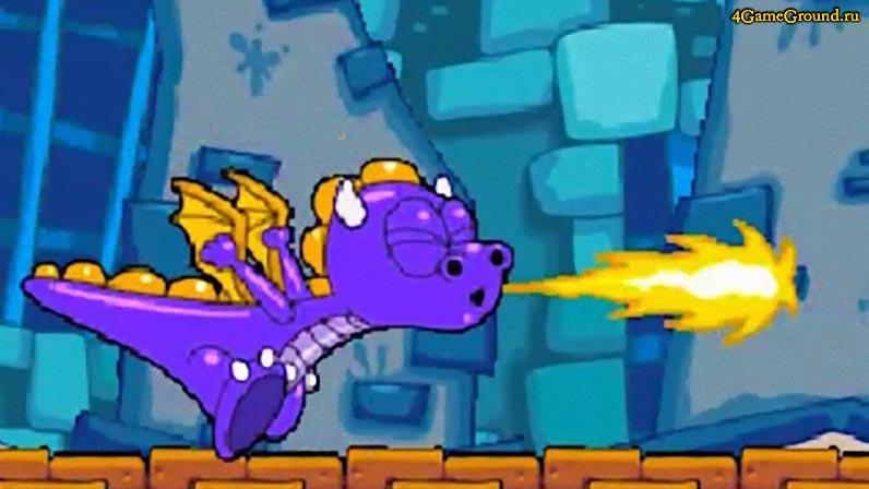 Игры Хопи - приключения дракончика