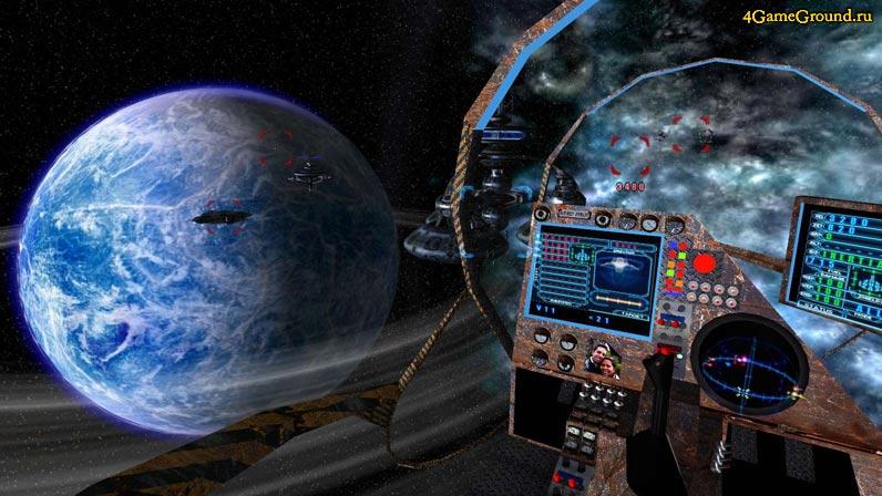Игры Космос