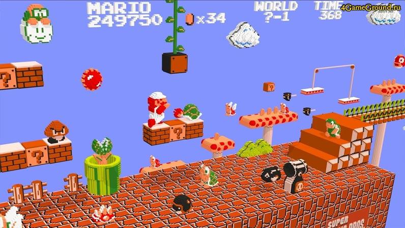 Игры Марио