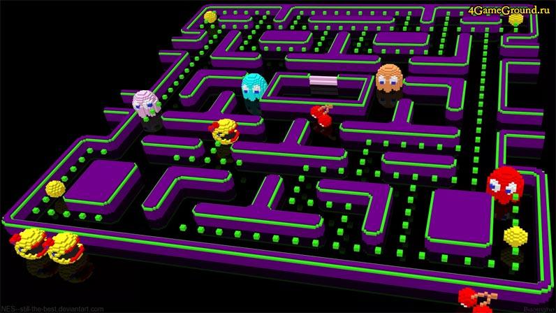 Игры Пакман / Pacman