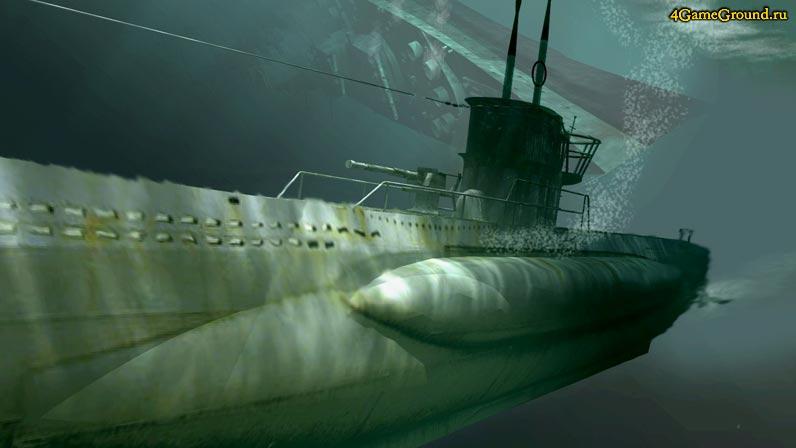 Игры Подводные лодки