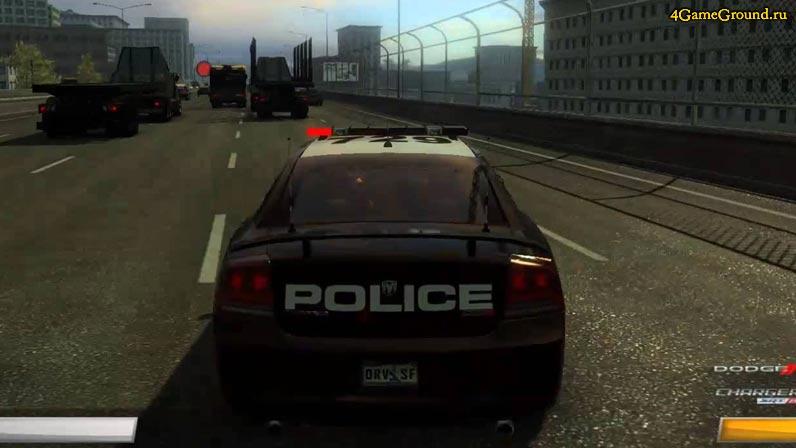 Игры полиция - погоня за преступниками
