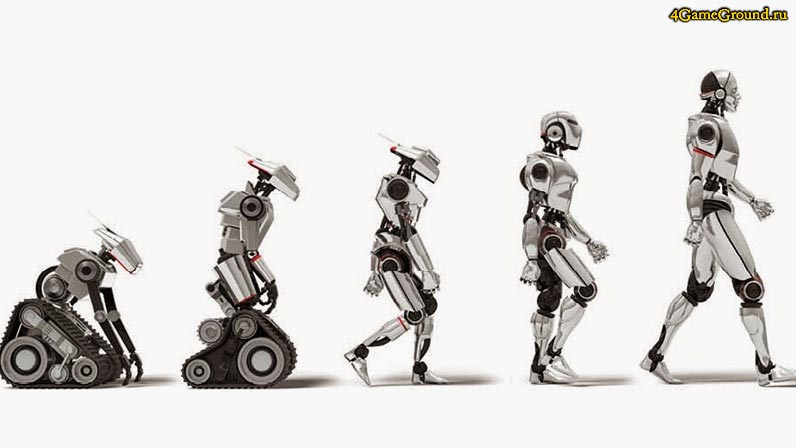Игры роботы - развитие без остановки