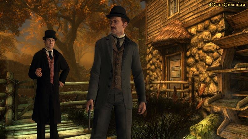 Игры Шерлок Холмс