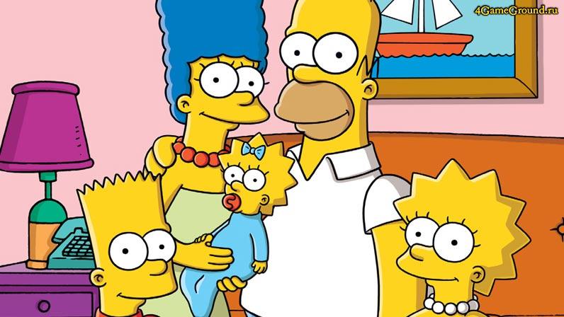 Игры Симпсоны