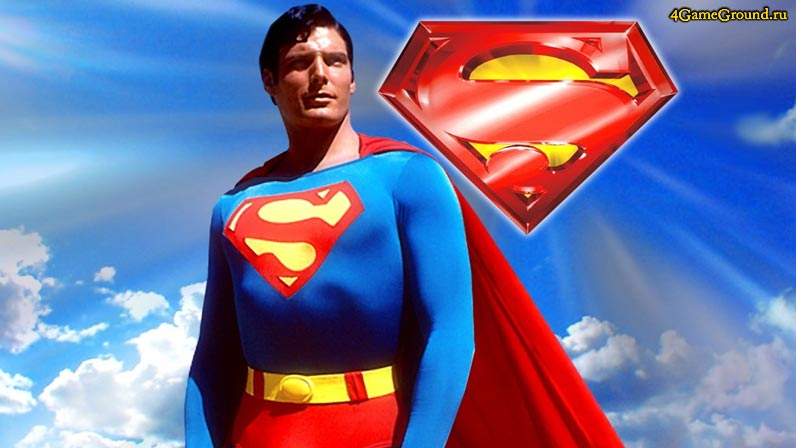 Игры Супермен